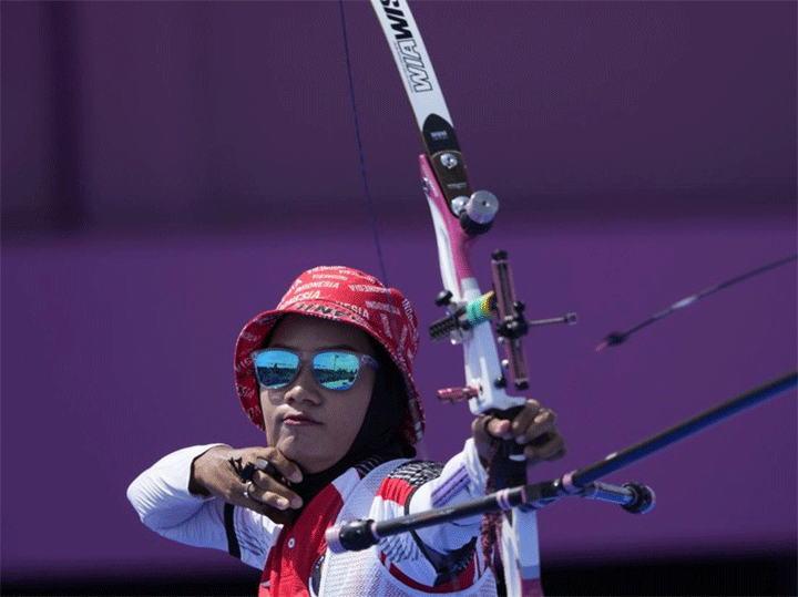 Read more about the article Olimpiade Tokyo 2020: Dua Atlet Panahan Indonesia Tersingkir