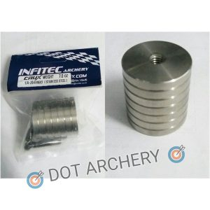 INFITEC CRUX STAINLESS WEIGHT 70Z